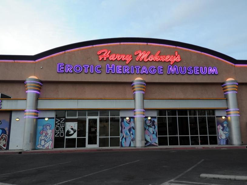 Henry Mohney's Erotic Museum