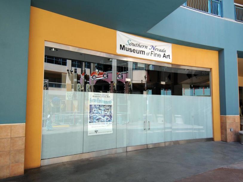 Metropolitan Gallery of LV Art Museum