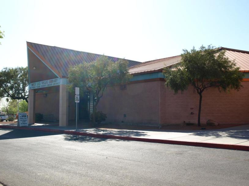 West Las Vegas Library