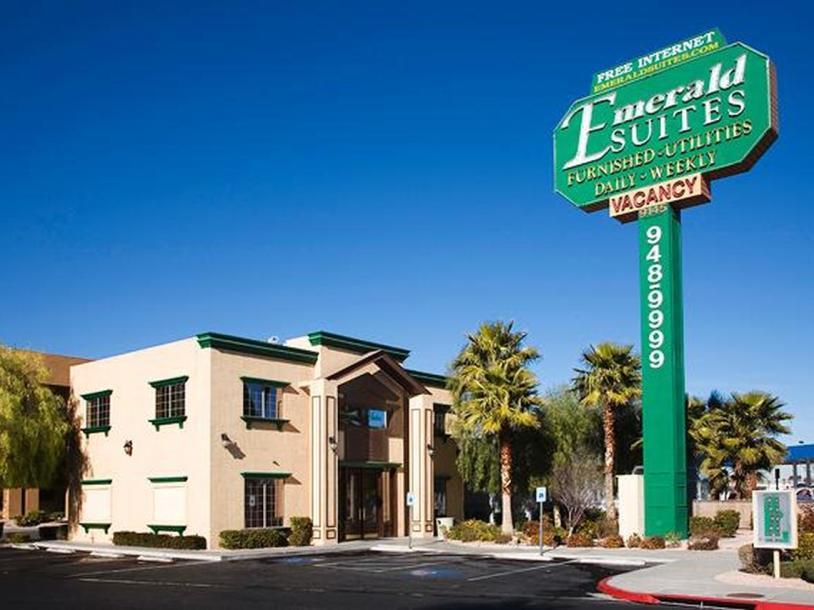 Emerald Suites - South Las Vegas Blvd