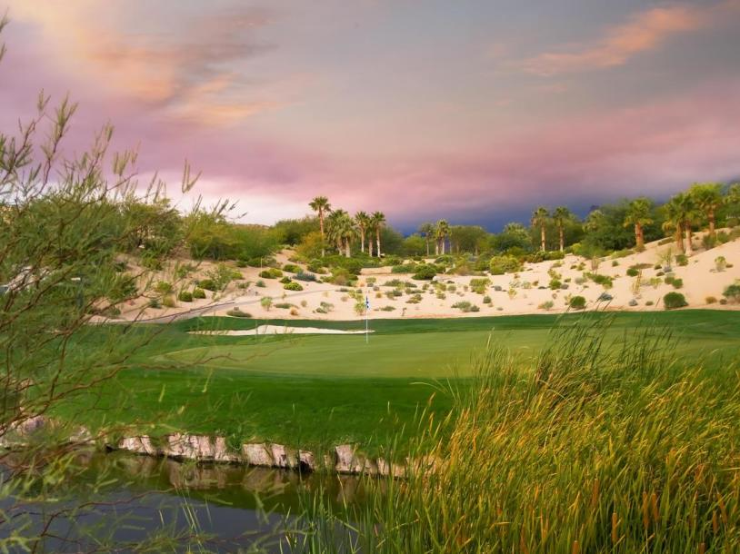 Arroyo Golf Club at Red Rock
