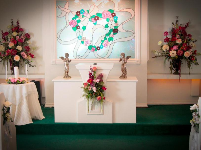Cupid Wedding Chapel and Reception Facility