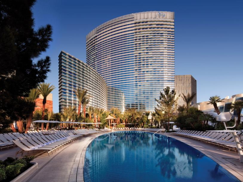 The Pool at ARIA