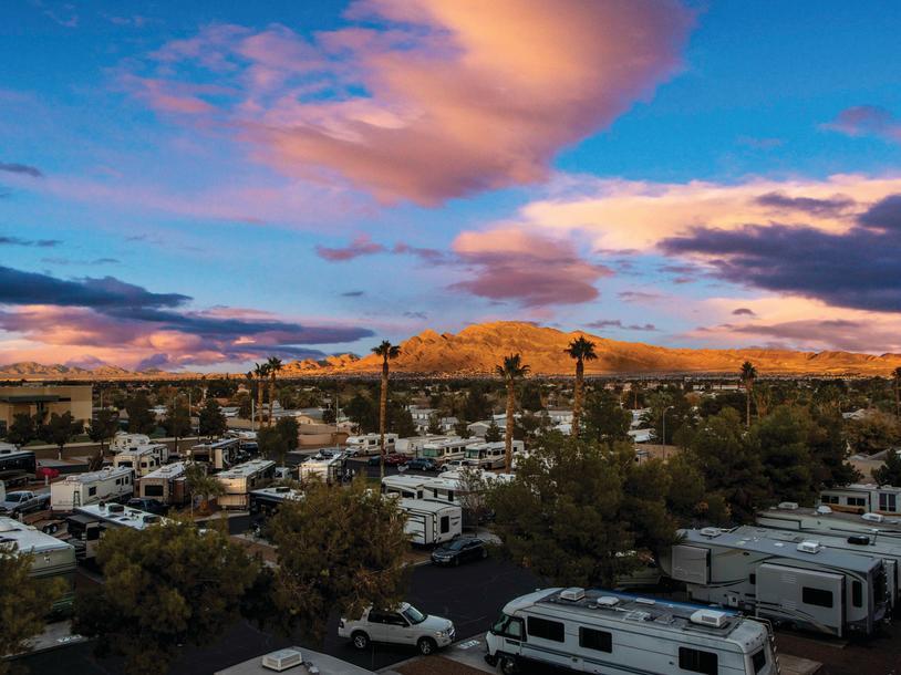 Arizona Charlie's Boulder -RV Park