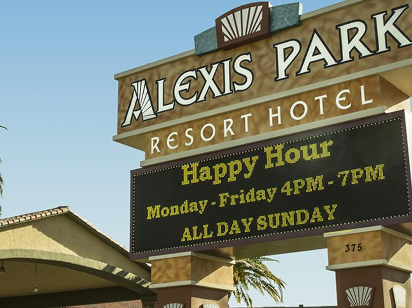 Alexis Park All Suite Resort