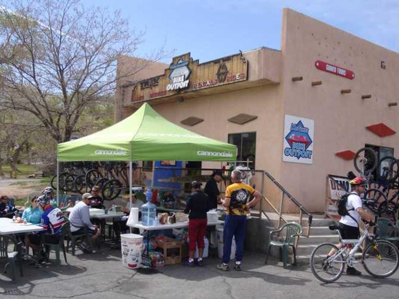 Mcghie's Biking Outpost