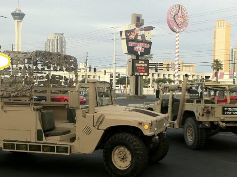 Battlefield Vegas