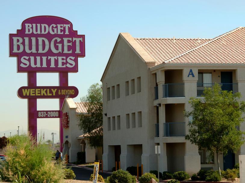 Budget Suites of America - Las Vegas Blvd