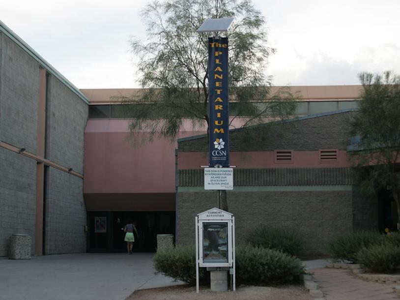 CSN Planetarium & Observatory