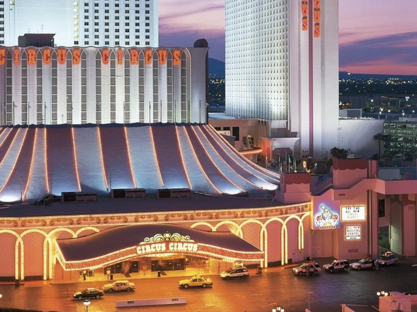 Circus Circus Hotel, Casino and Theme Park