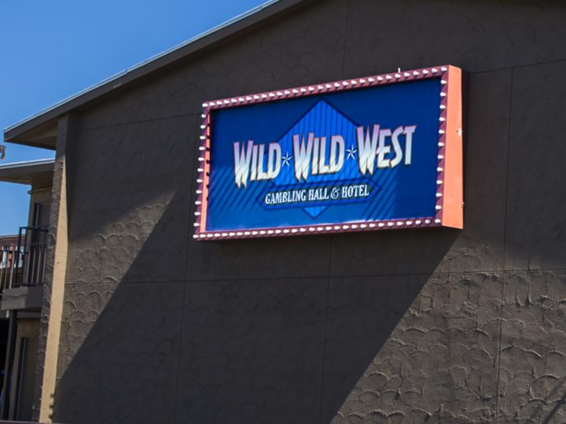 Days Inn Las Vegas - Wild Wild West Casino
