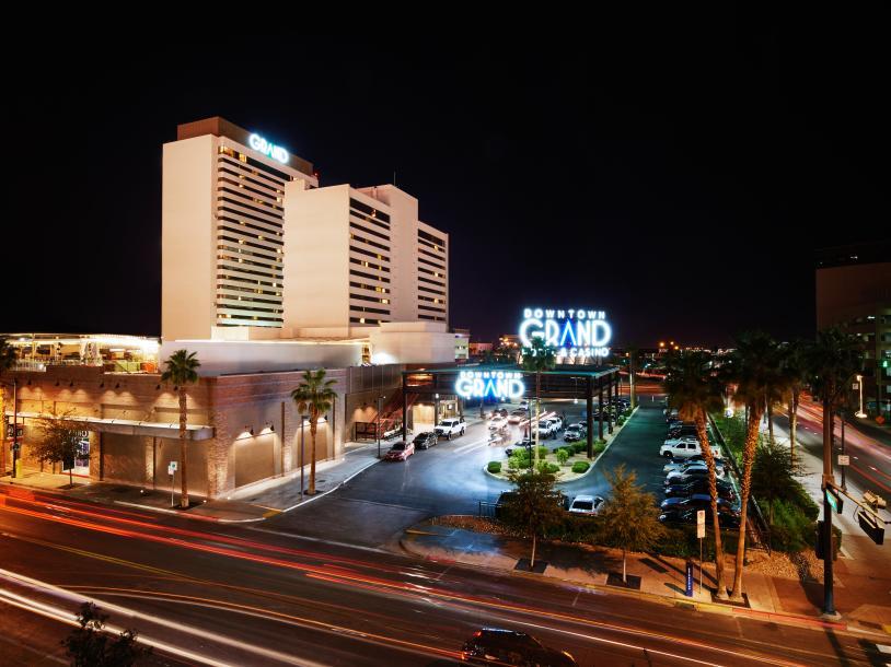 Downtown Grand Las Vegas Las Vegas Nv 89101