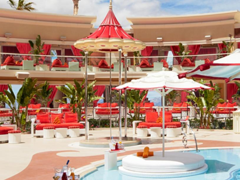 Encore Beach Pool