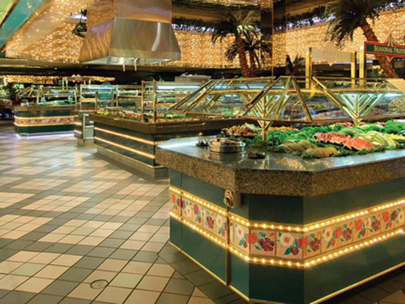Paradise Buffet and Café