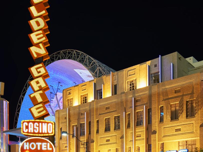 Golden Gate Hotel And Casino Las Vegas Nv 89101