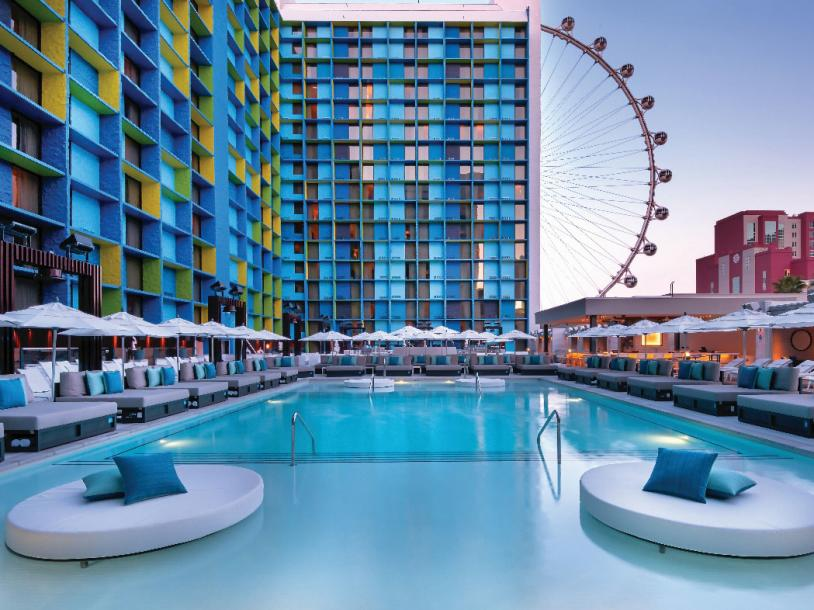 Influence, The Pool at The LINQ