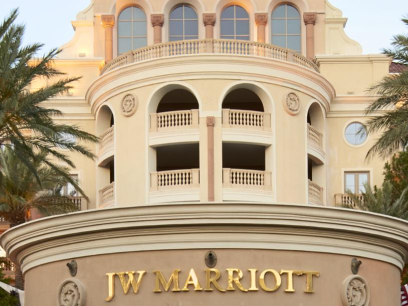 JW Marriott Las Vegas Resort, Spa & Golf