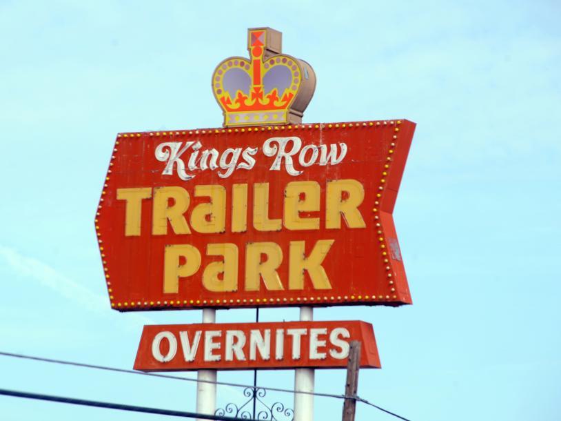 King's Row Trailer Park
