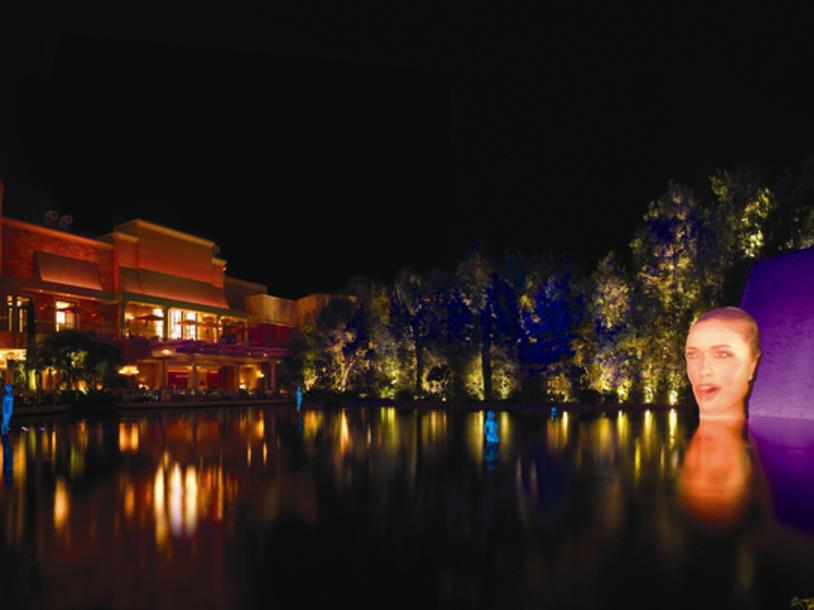 Lake Of Dreams at Wynn Las Vegas