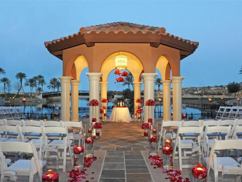 Weddings at Westin Lake Las Vegas Resort