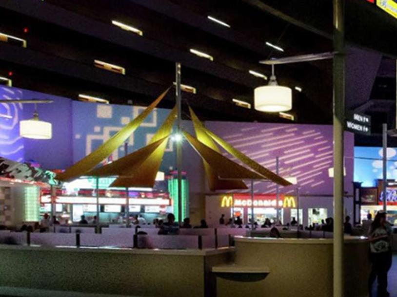 Luxor Food Court