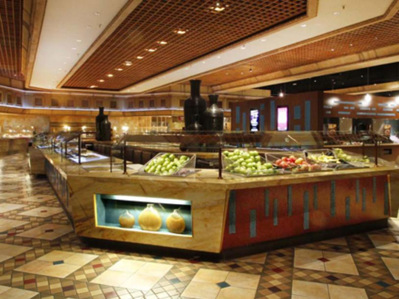 The Buffet at Luxor