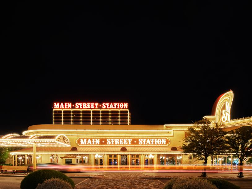 Main Street Station Casino Brewery & Hotel