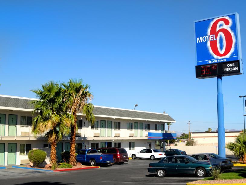 Motel 6 - Boulder Highway