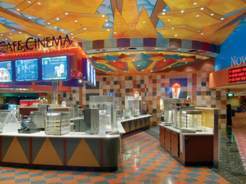 Century 18 Movie Theaters at Sam's Town