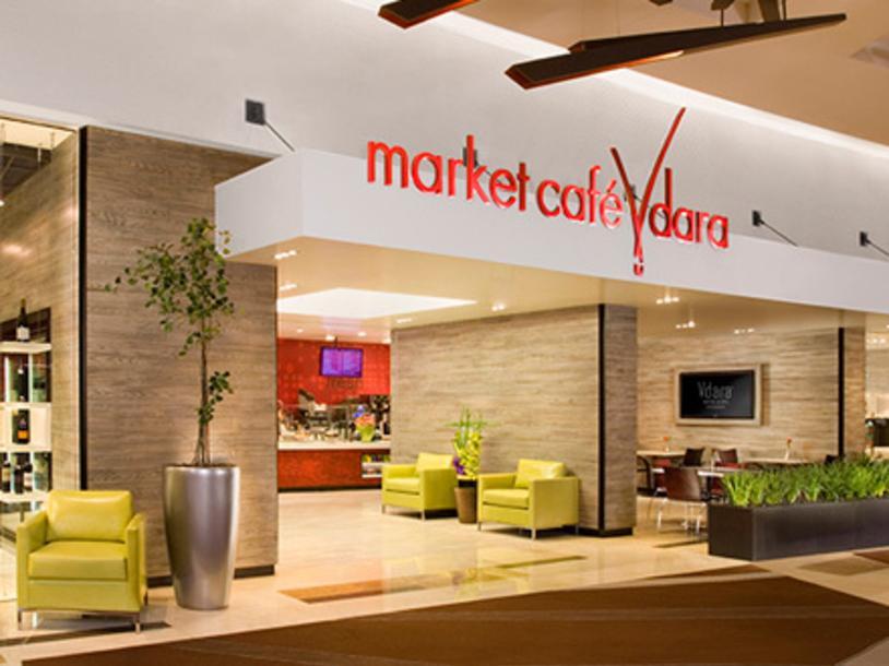 Market Cafe Vdara