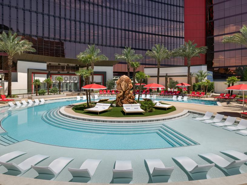 Resorts World Pool Complex