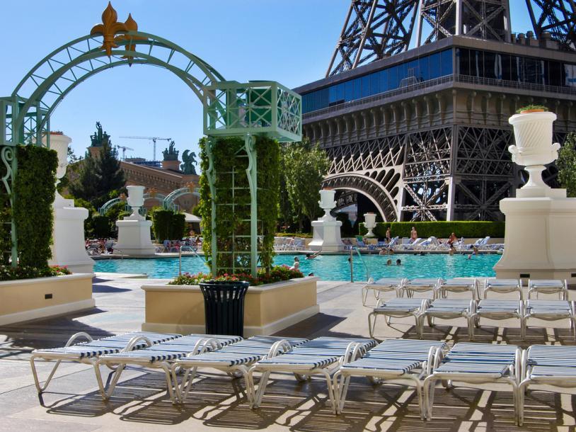Soleil Las Vegas Pool