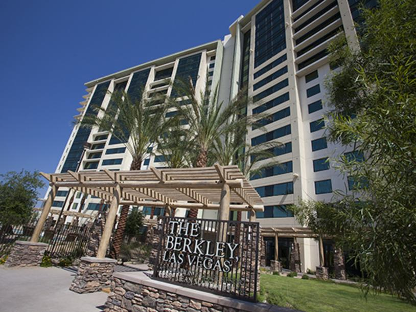 The Berkley, Las Vegas