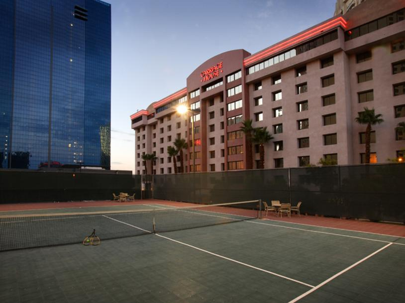 Carriage House Tennis Courts | Las Vegas, NV 89109