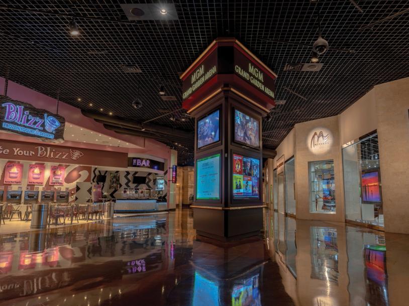Shopping At Mgm Grand Las Vegas Nv 89109