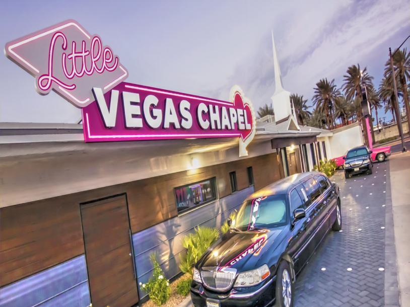 Little Vegas Chapel