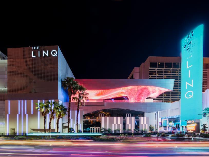 Las Vegas 94 >> The Linq Hotel Experience Las Vegas Nv 89109
