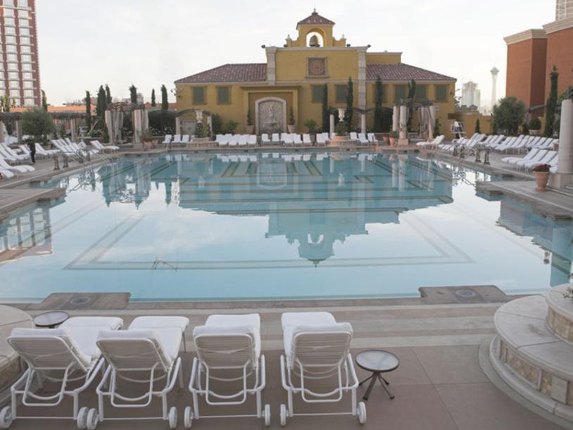 Venetian - Pool Deck