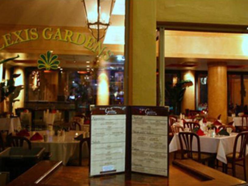 Alexis Gardens Restaurant