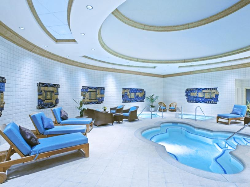Spa Aquae At The JW Marriott Las Vegas