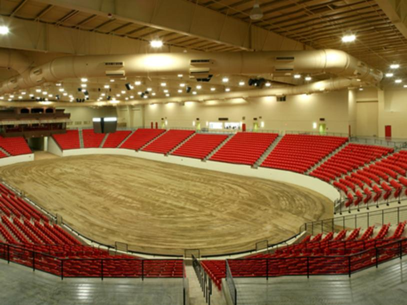 Equestrian Events Center at South Point