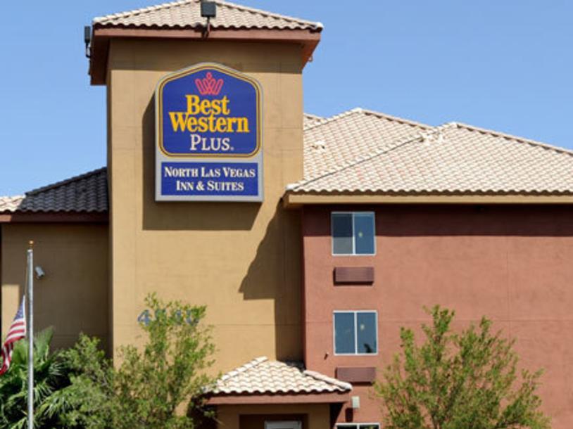 Best Western Plus North Las Vegas