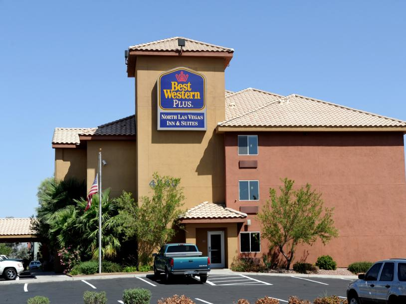 Best Western Plus North Las Vegas