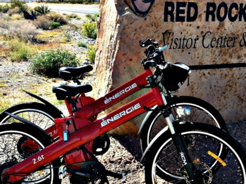 Red E Bike Rentals and Tours