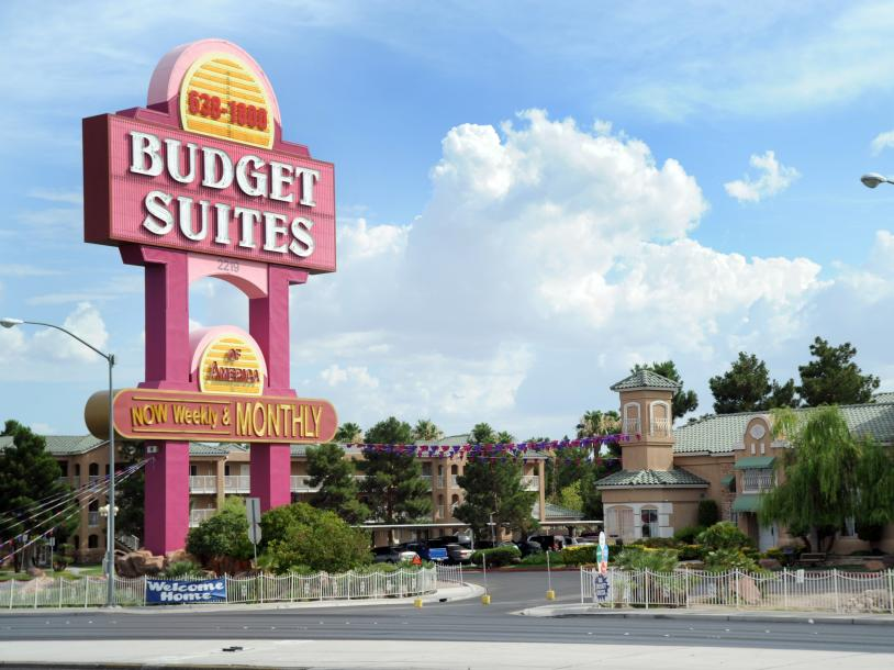Budget Suites of America - Rancho