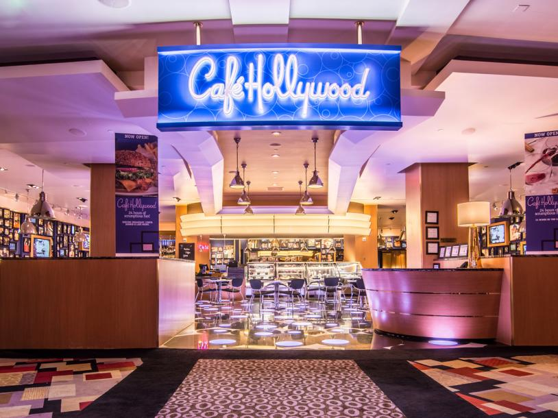 Cafe Hollywood