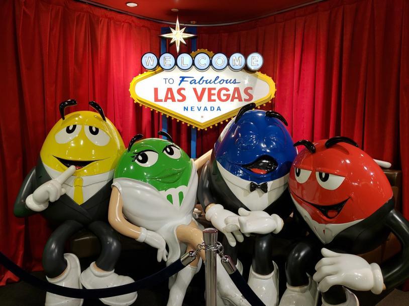 Vegas Chocolate Tour