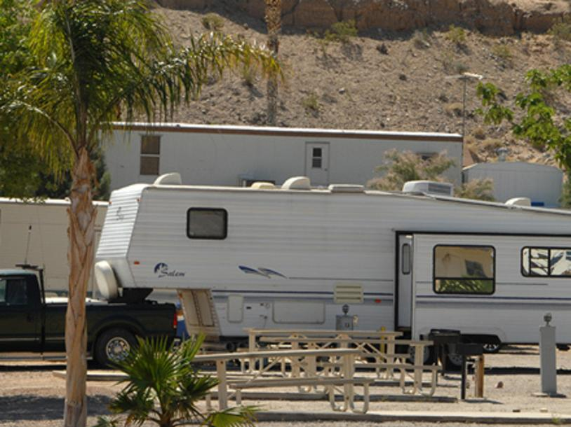 Cottonwood Cove Resort & Marina - RV Park