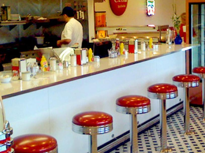 The Diner at LVM Resort