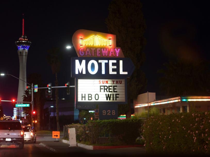 OYO Hotel Gateway Las Vegas